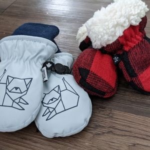 2/20 🌹Infant mitts